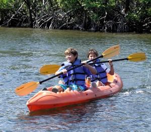 Kayak South Florida
